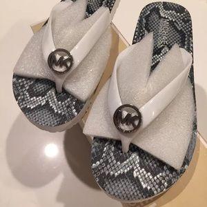 NEW Michael Kors Sandals Size 5M
